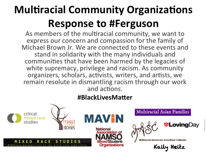 Multiracial #Ferguson